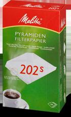 Melitta® 190 - Filterpapier (PA SF 202 S)