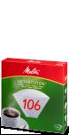 Melitta®-filterpapier PA 106 G