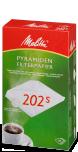Melitta®-filterpapier PA SF 202 S