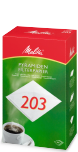Melitta®-filterpapier PA SF 203 G