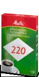 Melitta®-filterpapier PA SF 220 G