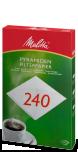 Melitta®-filterpapier PA SF 240 G