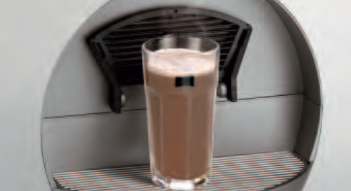Melitta® cup-breakfast - Hete melk of cacao
